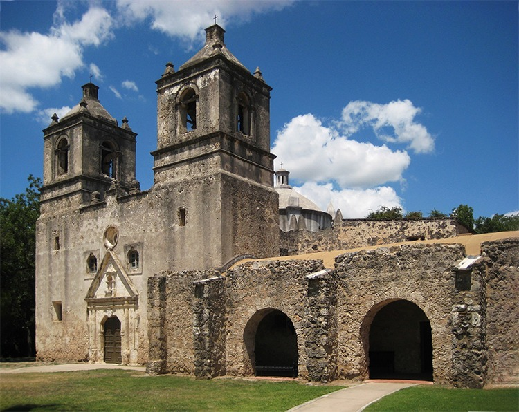 History of San Antonio Missions National Historical Park